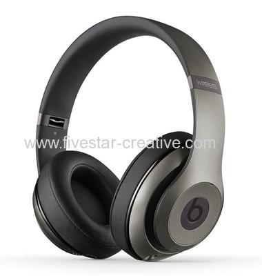 Beats New Studio Wireless 2.0 Over-Ear Titanium Headphones Manufacturer China