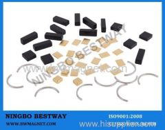 Black Epoxy Generator NdFeB Block Magnets