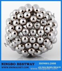 D8mm NdFeB Magnetic Ball Toys Permanent magnets