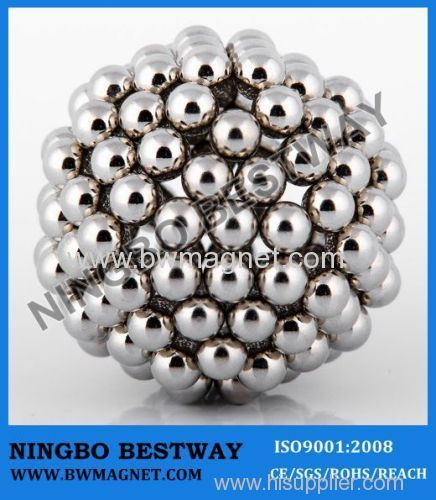 D5mm Blue Color Magnetic balls /Small magetic balls