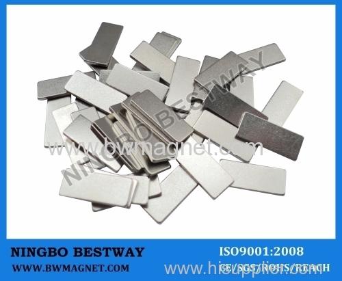N42 Ni L20*2*2mm NdFeB Block Magnet