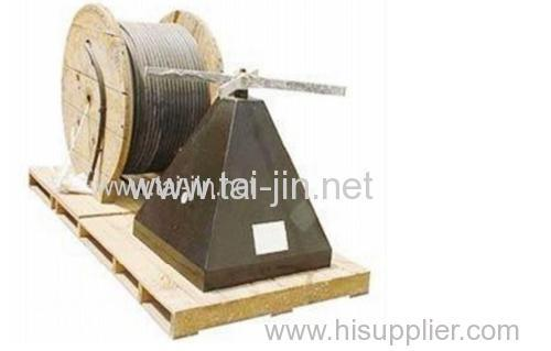 MMO Electrodes Pyramid Anodes