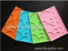New!! Christmas Silicone fondant mold/maker decorating tools