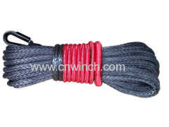 Synthetic rope for 4x4 winches