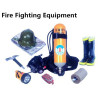 Fire Fighting Equipment with suit and accessories