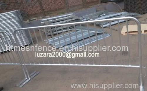 Fully Galvanized Barrier Stand Crowd Control