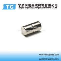 Nickel coated round magnets