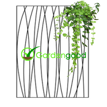 garden metal trellis decoratif treillage gggd 1037 manufacturer from china ningbo yinzhou oscar. Black Bedroom Furniture Sets. Home Design Ideas