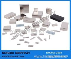 Different sizes Ndfeb Block Magnets