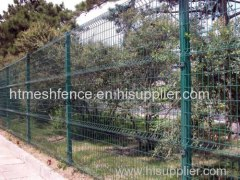 Backyard welded wire fence 50mm by 200mm welded wire fence