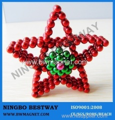 Colorful Bucky Balls 216pcs/set Buckyballs