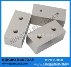 L50*50*25mm NdFeB Block NdFeB Neodymium Magnets