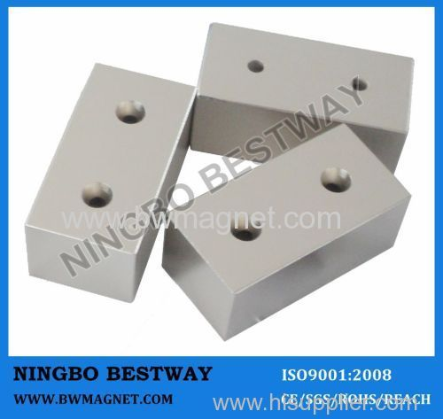 Rare Earth Disc Magnets with countersink hole