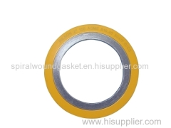 outer ring spiral wound gasket
