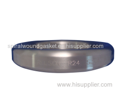 Soft Iron/Low carbon Steel/Stainless Steel Ring Joint Gasket