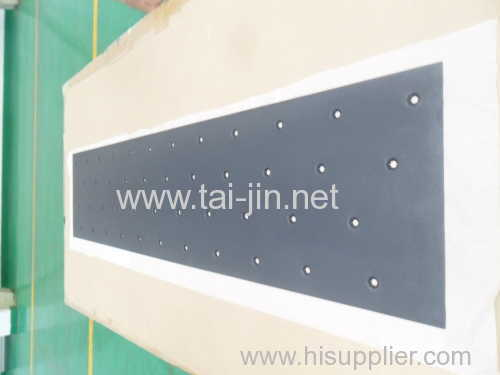 Iridium mixed metal oxide coated Titanium Anode for Forming Aluminum Foil