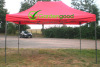 Steel Folding Gazebo Barnum Pliant professional