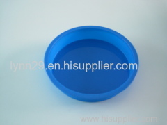 food grade high quality silicone round cake pan