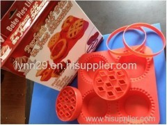 TV hot selling bakeware& Silicone My Lil Pie Maker