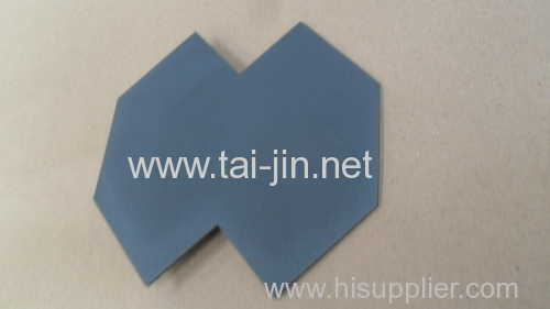 Surface Finishing MMO Coated Titanium Sheet Anode