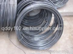 Q235 Mild Carbon Steel Wire Rod in Coils
