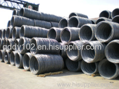 SAE1006 SAE1008 SAE1018 Carbon Steel Wire Rod