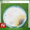Green PVC Garden Hose 1/2'' Hot 15M