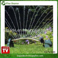 Garden Oscillating Sprinkler clever lawn Watering Tool