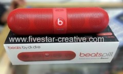 New Monster Beats by Dr.Dre Beats Pill Bluetooth Wireless Speakers NFC Bluetooth Wireless