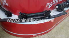 Dongfeng truck and trailer auto parts parabolic leaf spring
