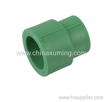 PPR Reducer Pipe Fittings With 2.50MPa