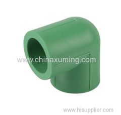 PPR 90 Degree Elbow Fittings With Pressure PN25
