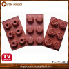 2014 Newest Eco-friendly Silicone Cake Mould Flowers