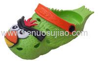 children cartoon slipper and sandals