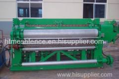 Fence wire mesh rolls weld machine