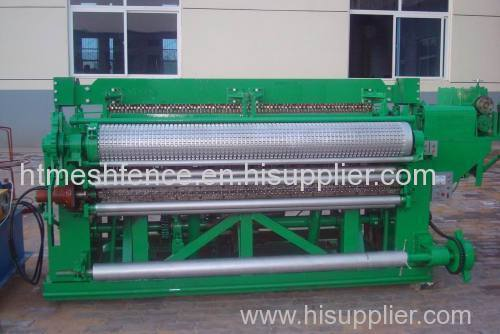 Mesh Wire Welding Machine Galvanized Wire Mesh Welding Machine