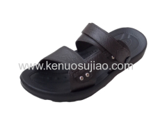 Men`s sandals and slippers