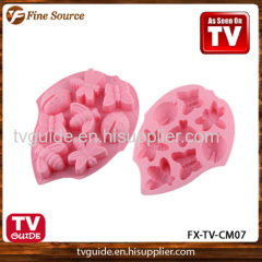 Chocolate Cookie Mould Silicone Cake mold butterfly style