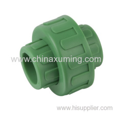 PPR Union Pipe Fittings With Pressure PN25