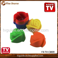 High Quality Cupcake Mold cookie maker hot sales flowers