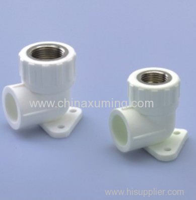 PP-R Female Thread Elbow With Disk Fittings