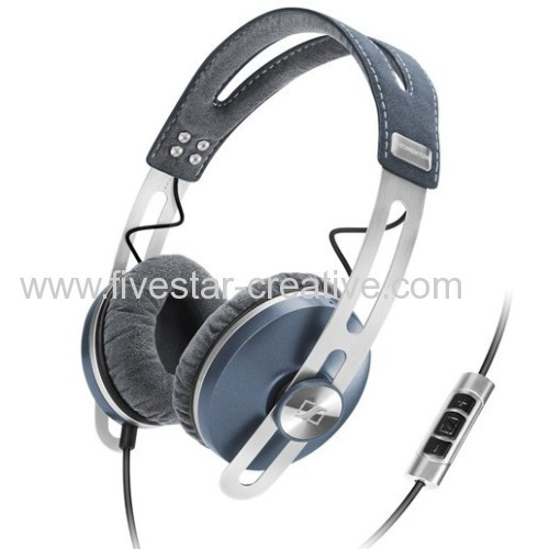 Sennheiser Momentum Supra Aural On-Ear Headphone Headset with Mic for iPod iPhone iPad