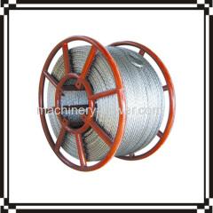 Anti Twisting Braided Steel Rope