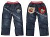 2014 Stylish Boy's Jeans Fashion Denim Jeans 100% Cotton Fabric