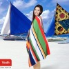 2014 Fashion Cotton Beach Towel & Blanket