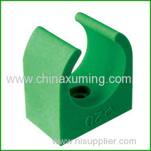 PPR Injection U-Clip Pipe Fittings