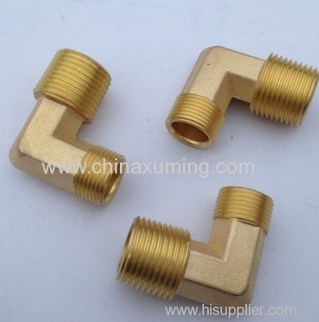 Brass 90 Degree Male Thread Elbow/Brass Pipe Fittings