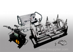Plastic Butt Fusion Machine for PE,PP,PVDF