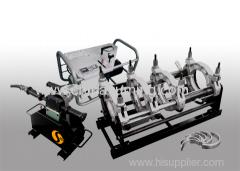 Plastic Butt Fusion Machine for PE,PP,PVDF