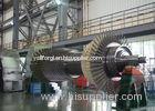 Custom High Strength Steam Turbine Rotor Forging Main Shaft 1100mm OD With Heat Treatment